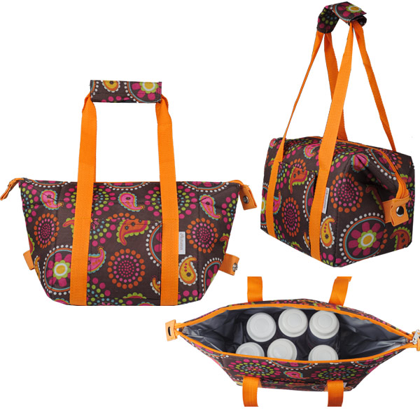 Autumnz - Chic 2-in-1 Convertible Cooler Bag (Kaleidoscope)