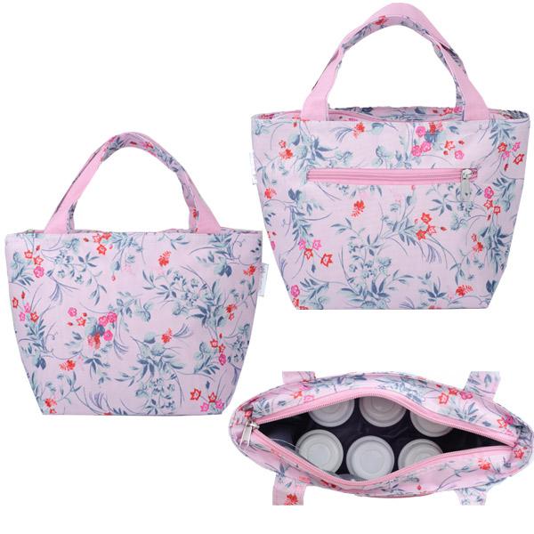 Autumnz - Trendy Cooler Tote (Oriental Pink)