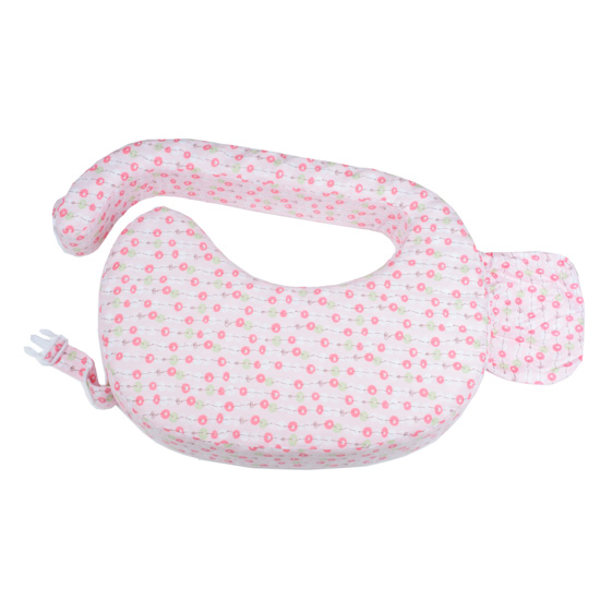 Autumnz - Wrap-Around Breastfeeding Pillow (Dew Pink)
