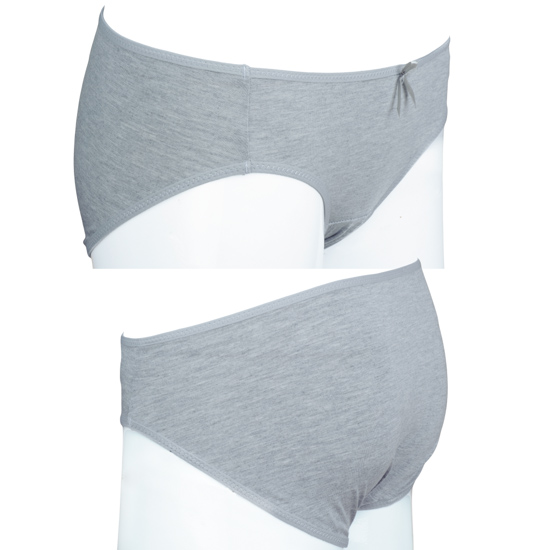 Martha Panties Grey