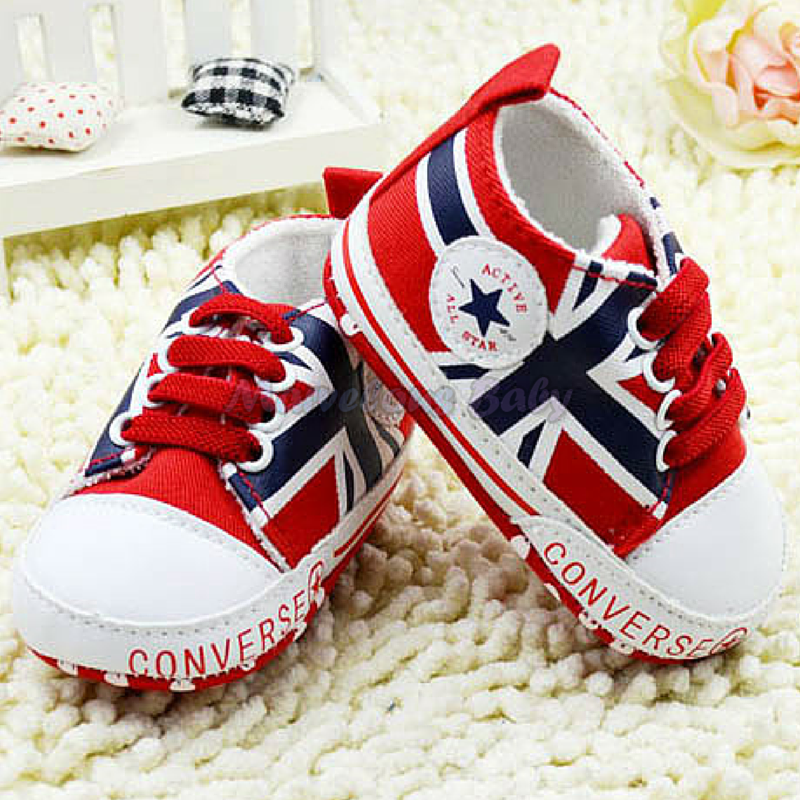 Converse Red Great Britain 2