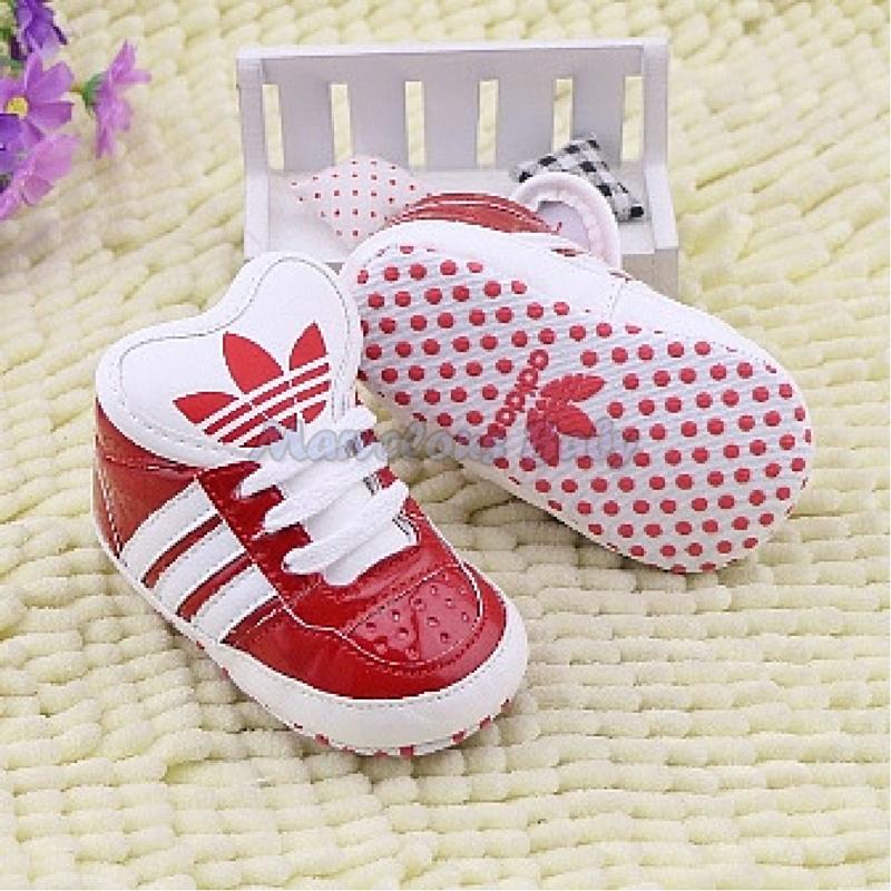 Adidas Red Stripes Supra 3