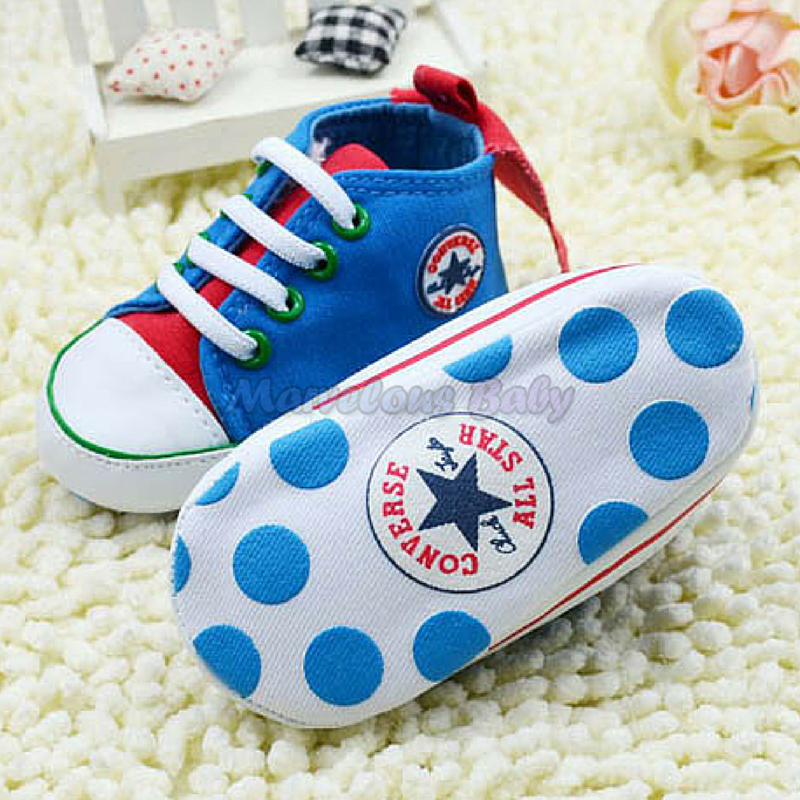 Converse Blue Flying 3