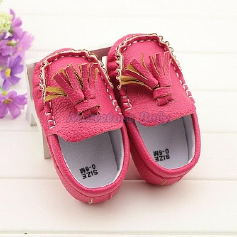 LV Pink Prewalker Shoe 4