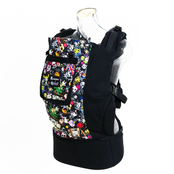 Lillebaby - CarryOn Toddler Carrier (Tokidoki Rebel)