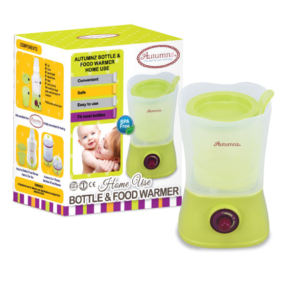 Autumnz - Home Bottle Warmer (Green)