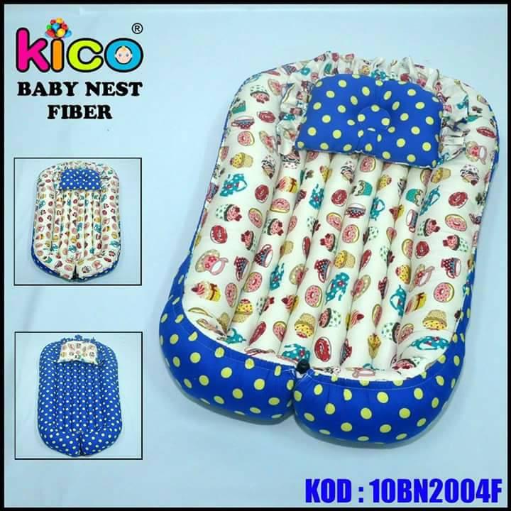 Baby Nest Blue Dessert (10BN2004F)