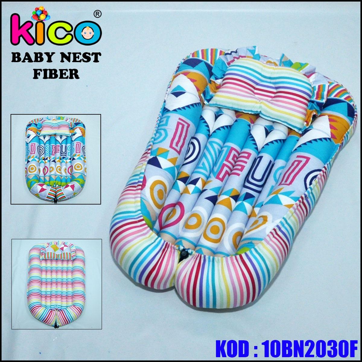 Baby Nest Rainbow Abstract (10BN2030F)