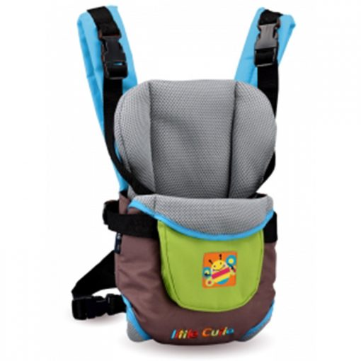 Baby Crotch Soft Carrier My Dear 28033 Blue