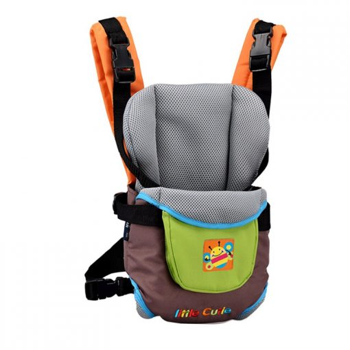 Baby Crotch Soft Carrier My Dear 28033 Orange