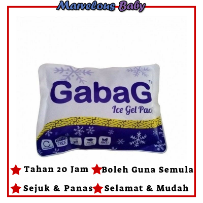 GABAG ICE GEL PACK 1